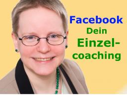 Webinar: Einzelcoaching: Facebook