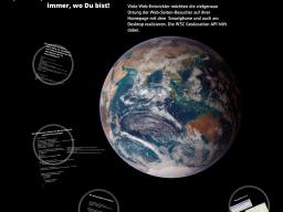Webinar: Interaktive Karten mit Google Maps API