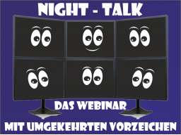 "Webinar: ""NIGHT - TALK"""
