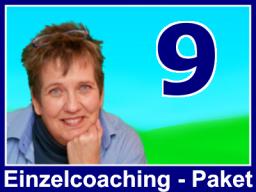 Webinar: Einzelcoaching Paket ( 9 Stunden)
