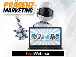 Webinar: Präsenz-Marketing