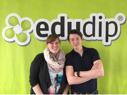 Webinar: Das edudip-Trainermanagement stellt sich vor.