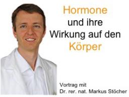 Webinar: Hormone und ihre Wirkung auf den Körper