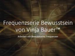 Webinar: Frequenztherapie nach Vinja Bauer - VBB