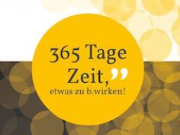Webinar: 365 TAGE Zeit, etwas zu b.wirken!: Int. Tag der Souveränität