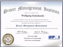 Webinar: FAQs, Infos und Tipps zur Zertifizierung zum Project Management Professional, PMP® des Project Management Institute, PMI®