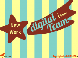 New Work: Digitales Arbeiten im Team