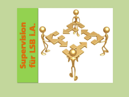 Webinar: Supervision für LSB i.A.