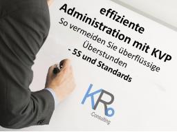 Webinar: Vermeiden Sie unnötige Überstunden im Büro! -Teil2: 5S und Standards