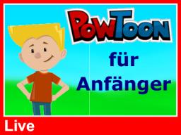 Webinar: PowToon für Anfänger
