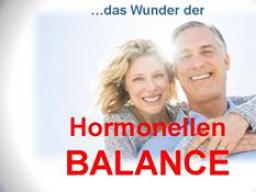 """Webinar: ...das Wunder der """"Hormonellen BALANCE""""..."""