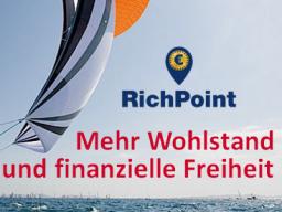 Webinar: RichPoint: Mehr Wohlstand und finanzielle Freiheit