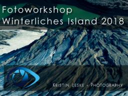 Webinar: Fotoworkshop in Island - Videochat mit Kristin Leske