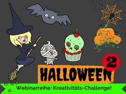 Webinar: Marketingmaterialien für Halloween erstellen