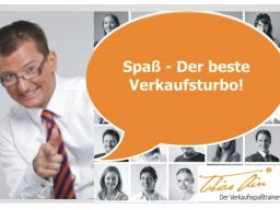 Webinar: Spaß - der beste Verkaufsturbo