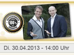 Webinar: Das 250.000€ Webinar, wie Sie mit einfachen 2.0 Vertriebsmethoden ihre Umsätze entscheidend erhöhen!