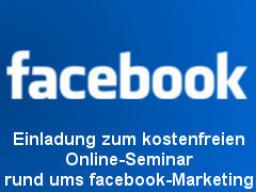 Webinar: facebook-Fanpage / So tickt die Marketing-Uhr im 21. Jahrhundert!