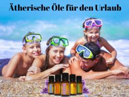 Webinar: Ätherische Öle für den Urlaub