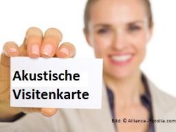 """Webinar: """"Stimme wirkt - Immer! 3 Übg., die auch Ihre Stimme zum Klingen bringen"""