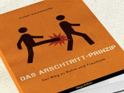 Webinar: Das Arschtritt-Prinzip/ Geh nie alleine essen!