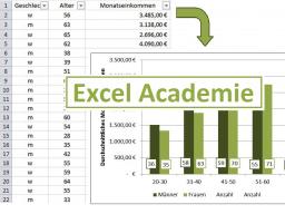 Webinar: Statistische Auswertungen mit Excel - Teil 1