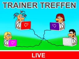 Webinar: Trainertreffen