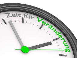 Webinar: Es ist an der Zeit! DECIDE - DEVELOPE - CHANGE
