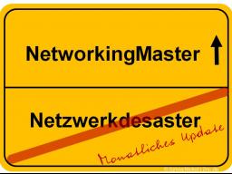 Webinar: NetworkingMaster#6: Geben & Nehmen im formellen Netzwerk