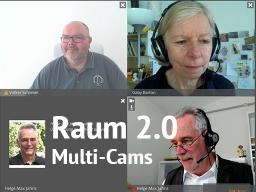 Webinar: edudip Raum 2.0 - Quad-Split