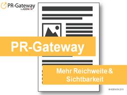 Webinar: Erfolgreiche Online-PR mit Pressemitteilungen