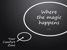 Webinar: The Transformation Mastery  - wie Sie sich Ihr Traum-Leben selbst erschaffen!
