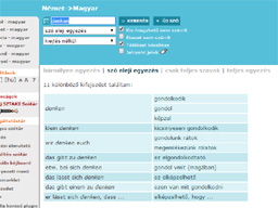 Webinar: Wörterbücher - Wortschatz / Szókincs, szótárak