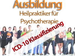 Webinar: ICD10 Klassifizierung psychischer Störungen