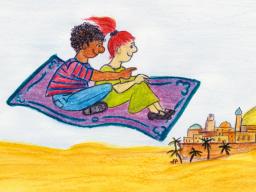 Webinar: Leselust und Hörvergnügen - Vom Zauber des Vorlesens
