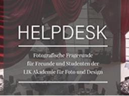 LIK Akademie für Foto und Design Helpdesk