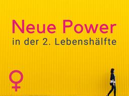 Webinar: 5 Schritte für neue Power in der Lebensmitte