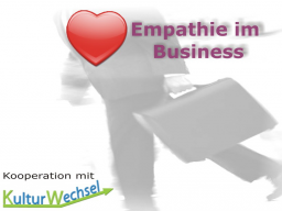 Webinar: Claudia Junker - Empathie im Business