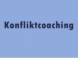 Webinar: Konfliktcoaching Online