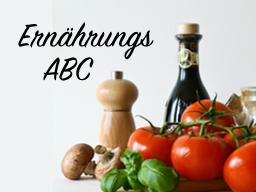 Webinar: Ernährungs - ABC