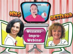 Webinar: Wissens-Impro-Webinar