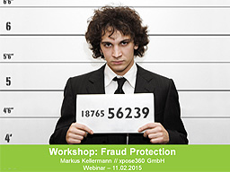 Webinar: Fraud-Protection im Affiliate-Marketing