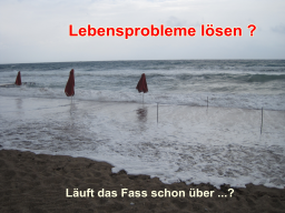 Webinar: Lebensprobleme lösen