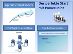 Webinar: Der perfekte Start mit PowerPoint