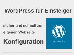 Webinar: So wird WordPress optimal eingestellt