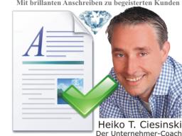 Webinar: Mit brillanten Anschreiben zu begeisterten Kunden
