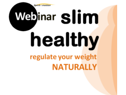 Webinar: regulate YOUR WEIGHT naturally
