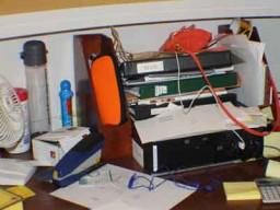 Webinar: Ghostbuster Days. In 7 Schritten zum aufgeräumten Schreibtisch
