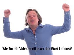 Webinar: Wie Du mit Video endlich an den Start kommst! (Auch wenn du anspruchsvoll bist!)