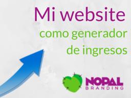 Webinar: Mi website como generador de ingresos.