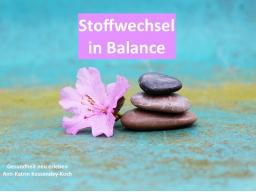 Webinar: Video-Reihe: Stoffwechsel in Balance